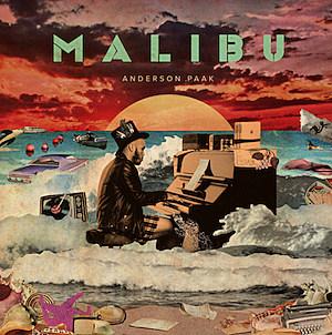 Anderson .Paak Malibu
