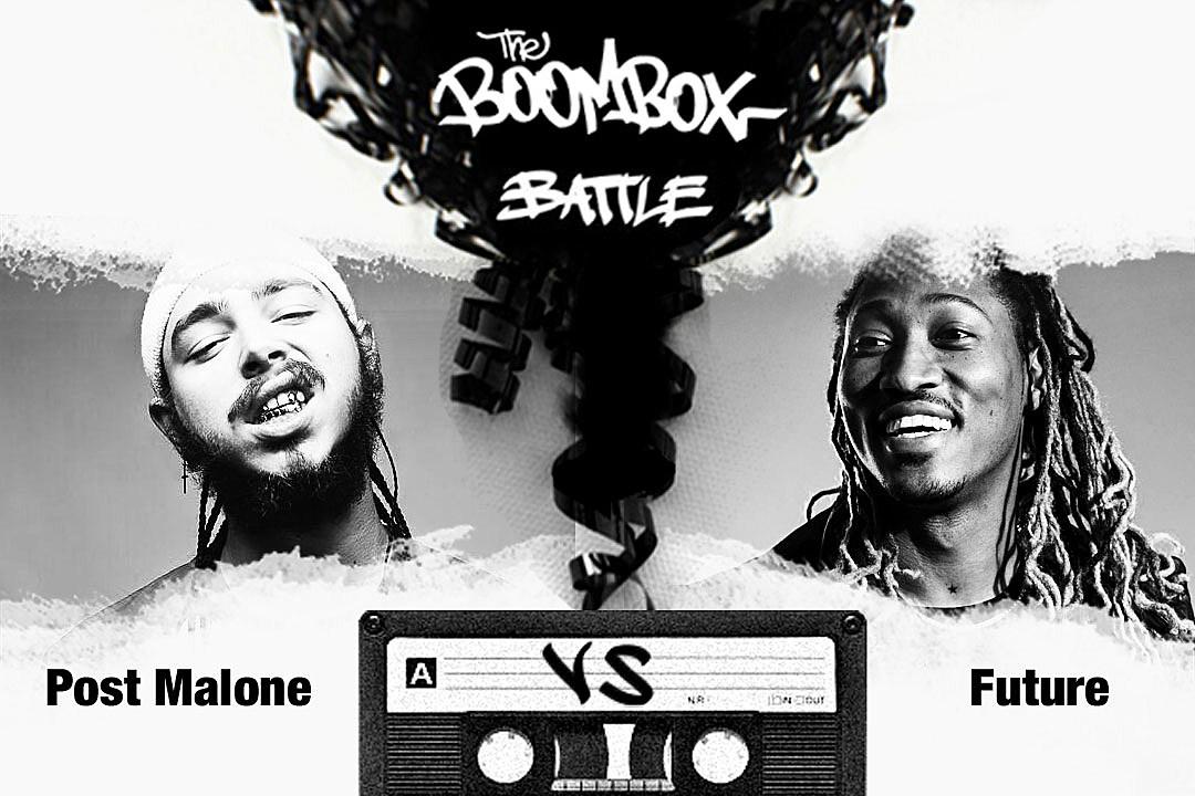 Post Malone Future Boombox Battle