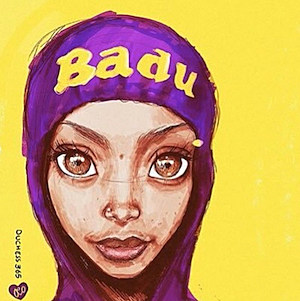 Erykah Badu Trill Friends