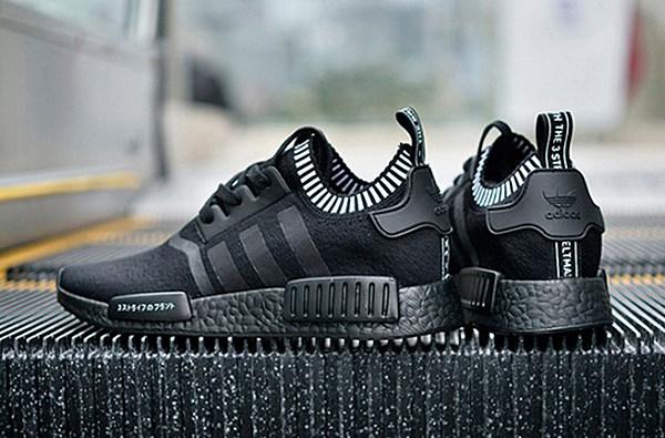 Sneaker of The Week  Adidas NMD Runner Triple Black Boost - R B Hip ... 38f07c46c