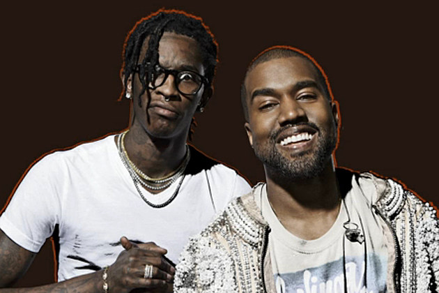 Young Thug Kanye West