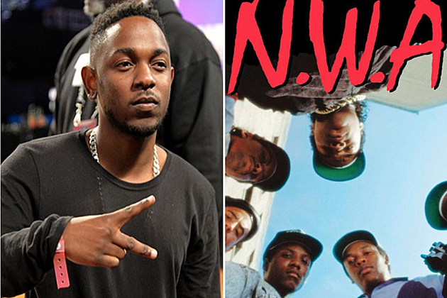 Kendrick Lamar to Induct N.W.A Into 2016 Rock and Roll Hall of Fame news