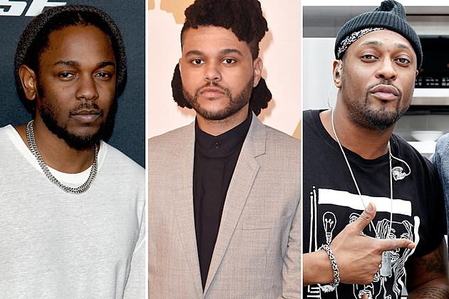 Kendrick Lamar The Weeknd D'Angelo