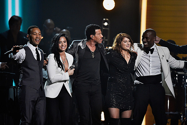 Lionel Richie Saluted by John Legend, Demi Lovato, Meghan Trainor, Luke Bryan & Tyrese at 2016 Grammy Awards news