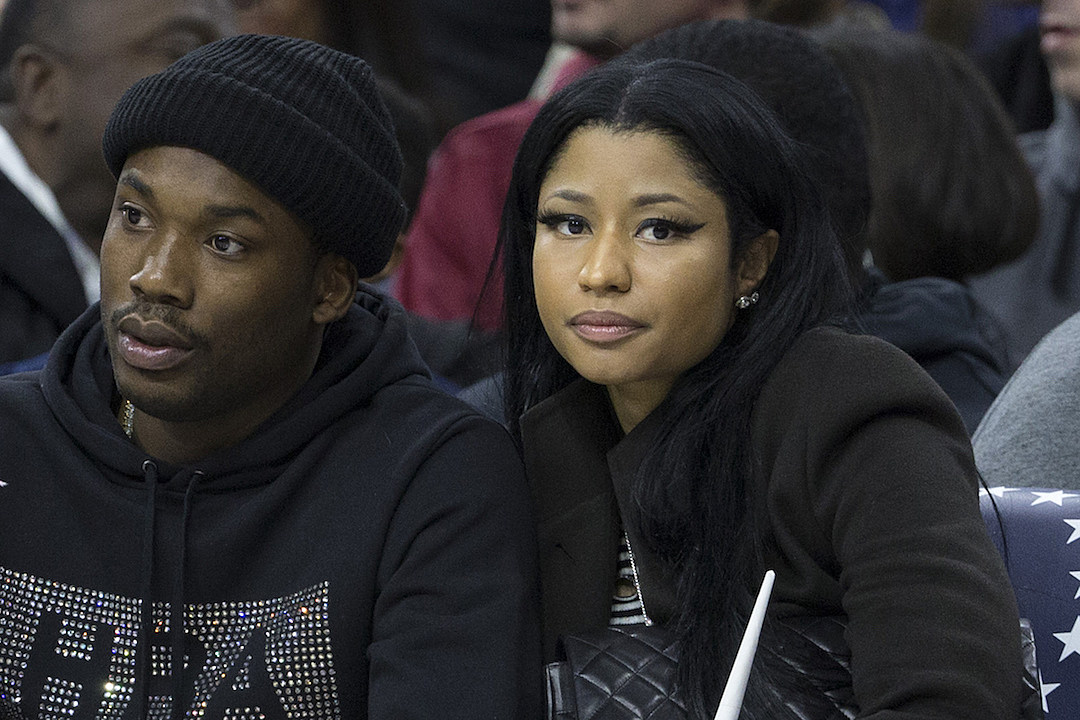Nicki Minaj & Meek Mill Trouble in Paradise