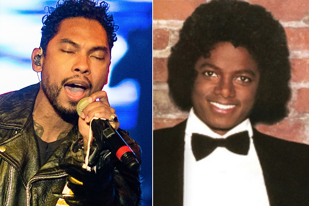 Miguel to Perform Michael Jackson 'Off the Wall' Tribute at 2016 Grammy Awards news