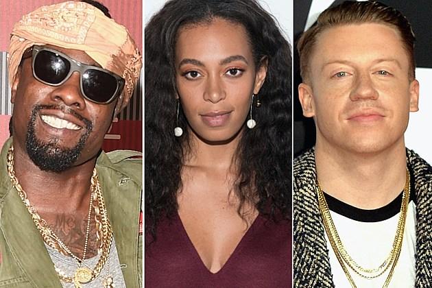 Wale, Solange, Macklemore & More Celebrate Valentines Day on Social Media news