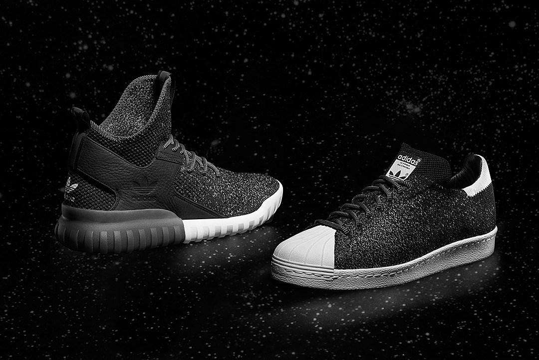 adidas Primeknit Glow In The Dark Pack news