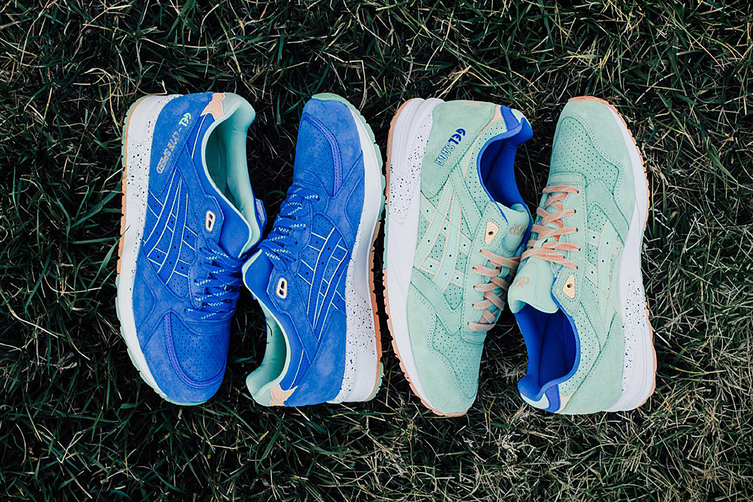 New Balance Explore By Sea Collection news