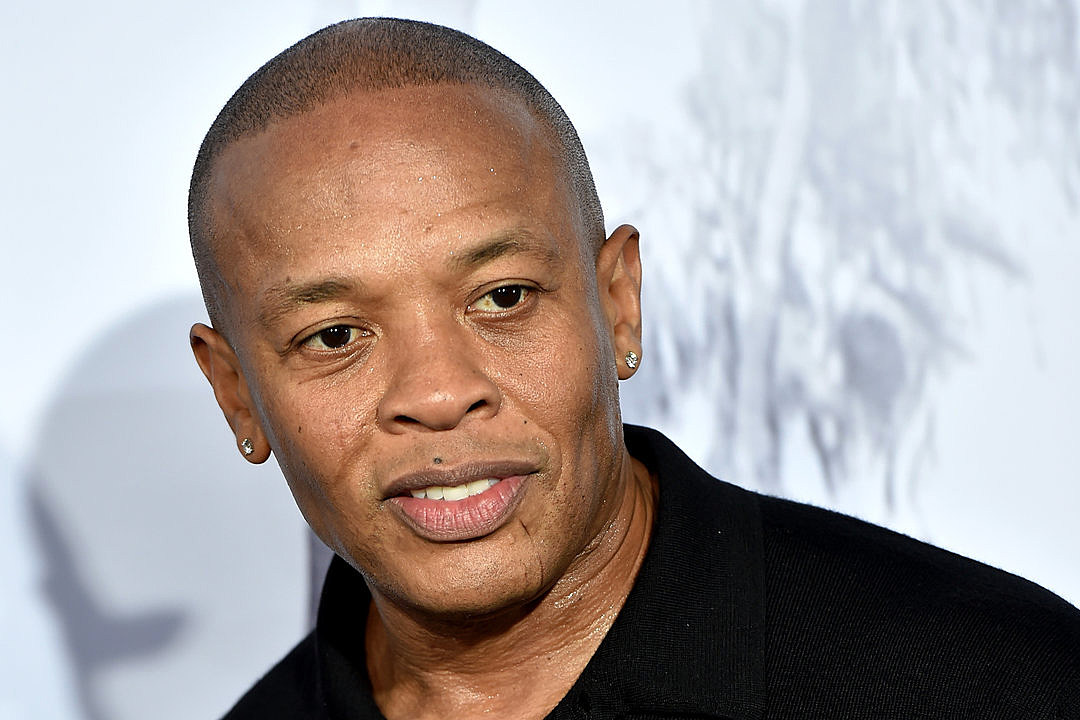 dr dre handcuffed outside of his malibu home after man