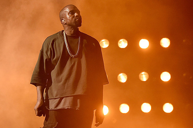 Kanye West Vows to Drop Three Album Per Year news