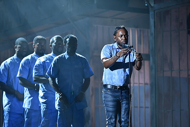 Grammy Wrap Up: Kendrick Lamar's Performance, Taylor Swift's Speech and All Those Tributes news