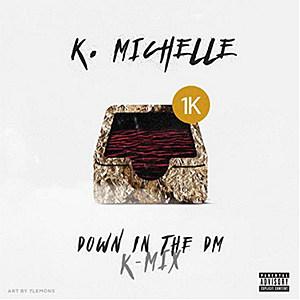 K. Michelle Flexes Her Rap Skills in 'Down in the DM' Remix news