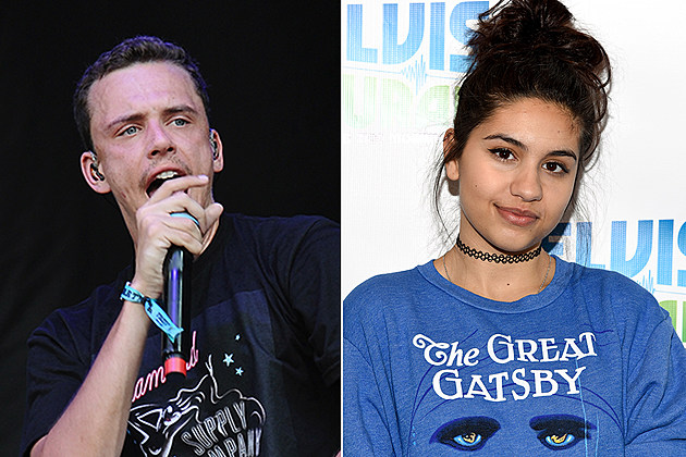 Logic Drops a Verse on Alessia Cara's 'Here' news