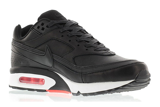 nike air max bw premium black leather. Black Bedroom Furniture Sets. Home Design Ideas