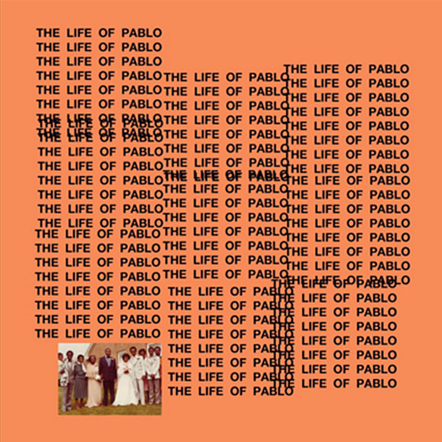 Kanye West Unveils 'The Life of Pablo' Album Cover news