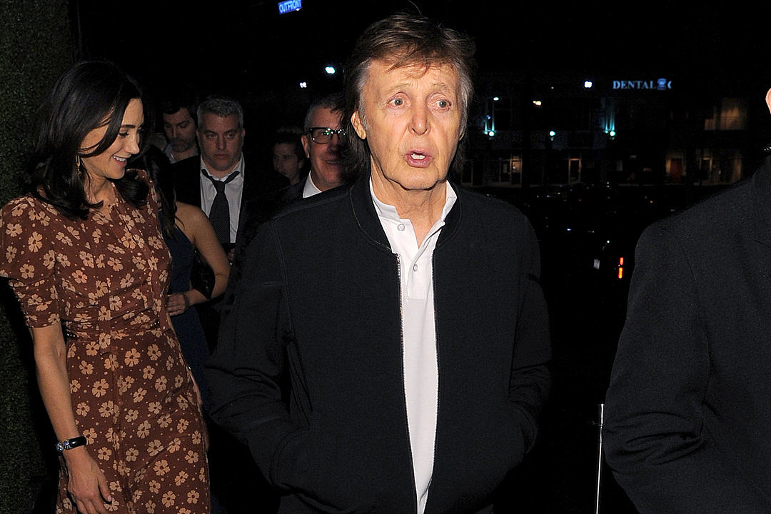 Paul McCartney: Kanye West Made My 'All Day' Melody 'Seriously Urban' news