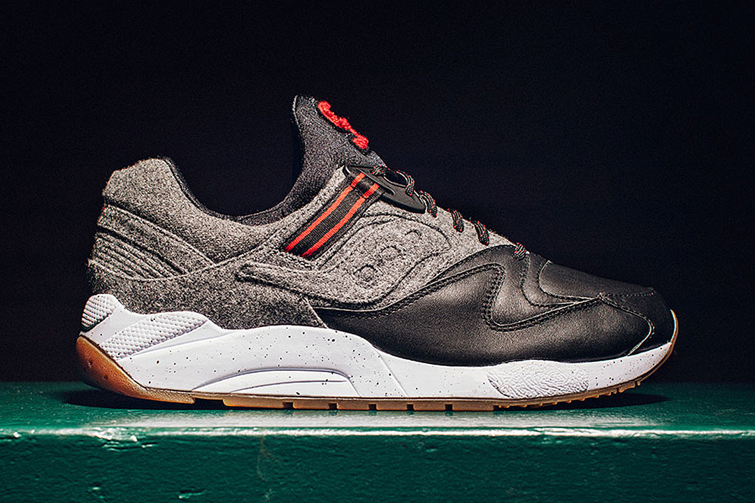 competitive price 75820 ecefb Saucony Grid 9000
