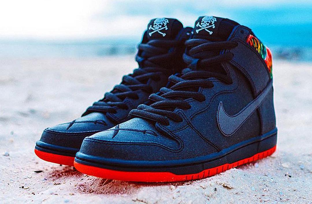 SPoT x Nike SB Dunk High Gasparilla news