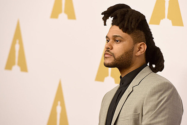 The Weeknd Enlists Sexy Dancers for Earned It Performance at the Academy Awards news