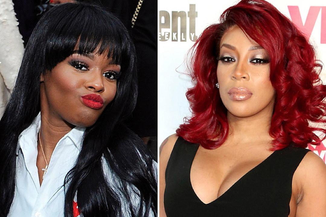 Azealia Banks Calls K. Michelle a 'Bird Bitch,' Slams Rihanna's Dancing news