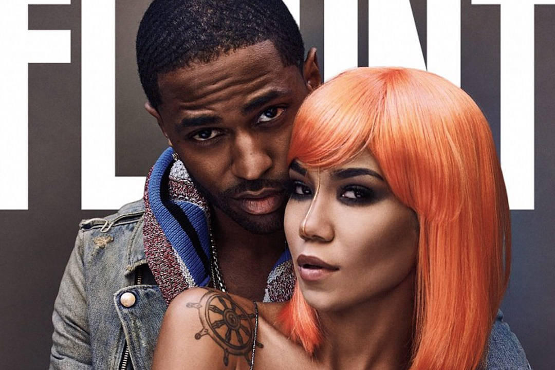 Big Sean and Jhene Aiko Appear on Flaunt Cover as TWENTY88 news