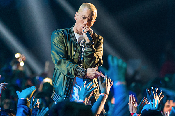 Eminem Selling Childhood Home's Bricks, Wood as Collectibles news