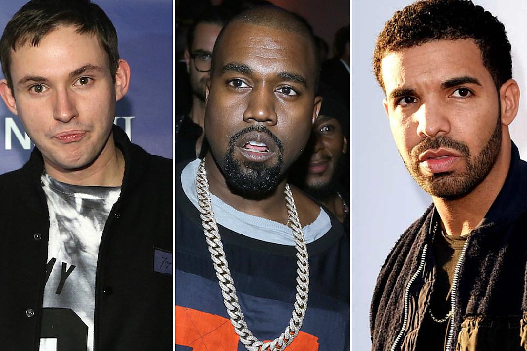 Hudson Mohawke Blasts Kanye West & Drake for Not Giving Proper Production Credit news