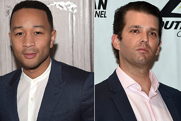 John Legend Called Donald Trump a Racist news