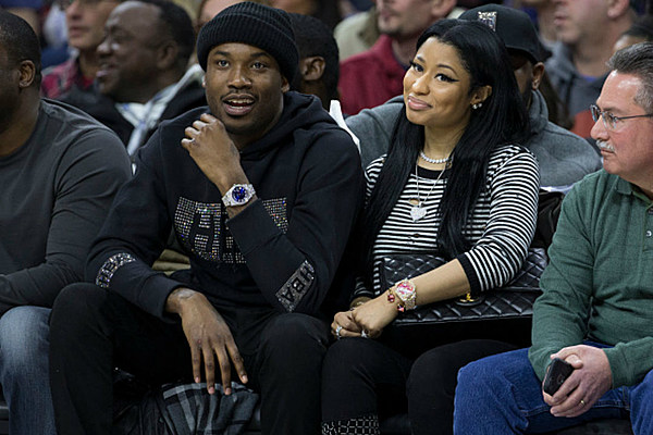 Nicki Minaj Sparks Chatter About a Possible Meek Mill Break-Up With Instagram Post