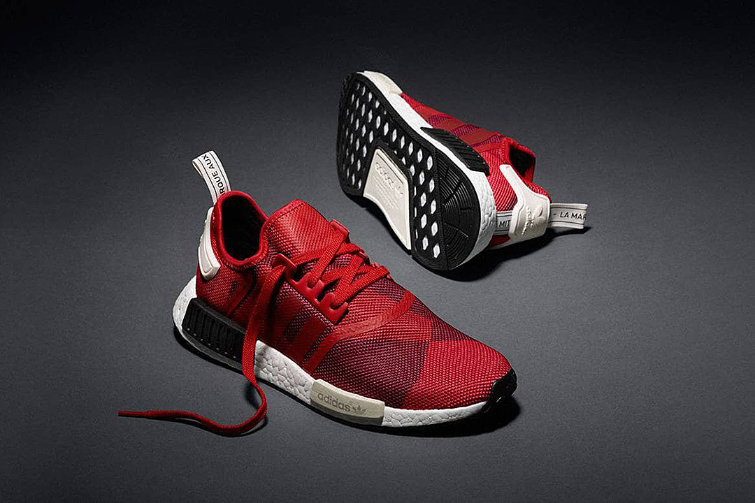 Addidas Champs Red Shoes