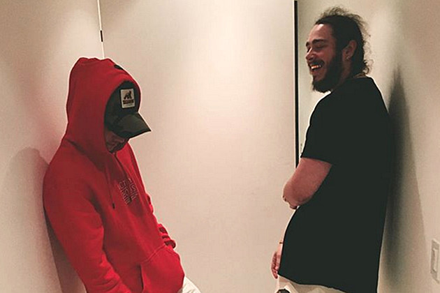 Post Malone to Join as an Opening Act for Justin Bieber Purpose World Tour news