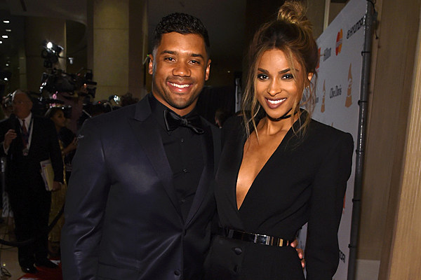 Russell Wilson and Ciara Just Got Engaged news