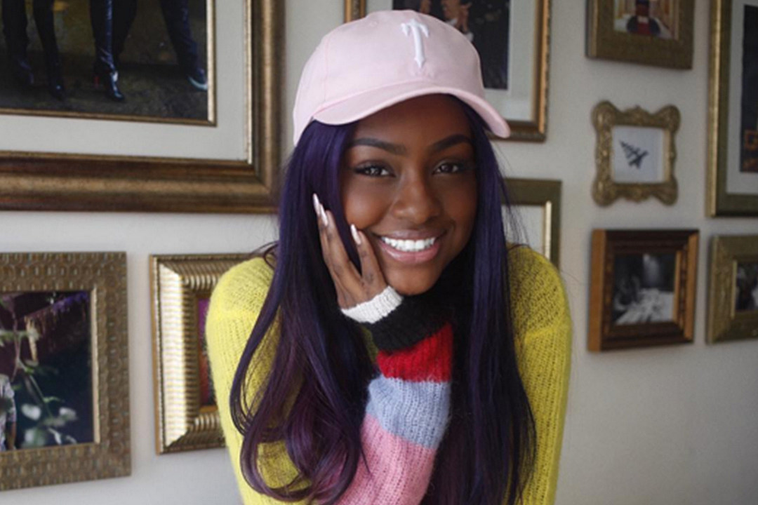 Justine Skye Signs With Jay Zs Roc Nation: Its About to Get Real news