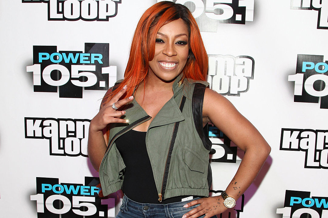 K. Michelle Has More Issues Than Vogue: 10 Reasons Why We Love the Feisty R&B Star news