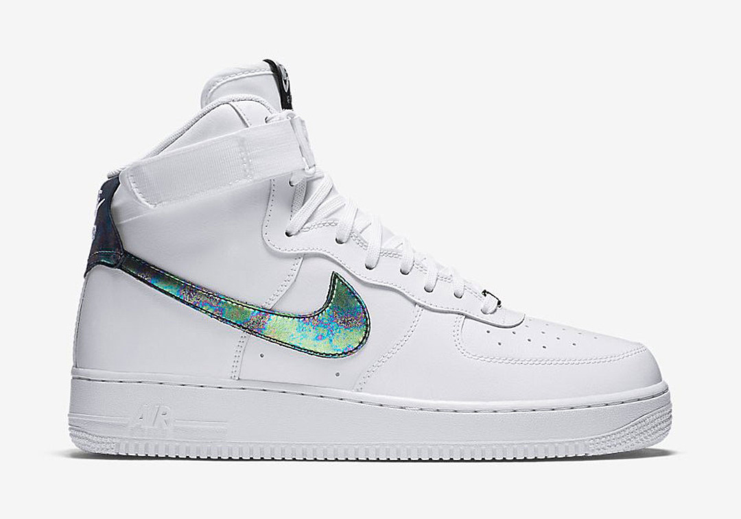 nike air force 1 high oil slick. Black Bedroom Furniture Sets. Home Design Ideas