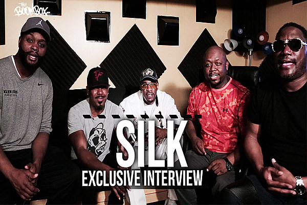 Always And Forever Silk Album