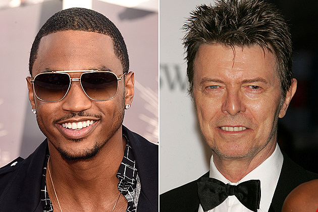 Trey Songz Sings Beautiful Cover of David Bowies Life on Mars? news