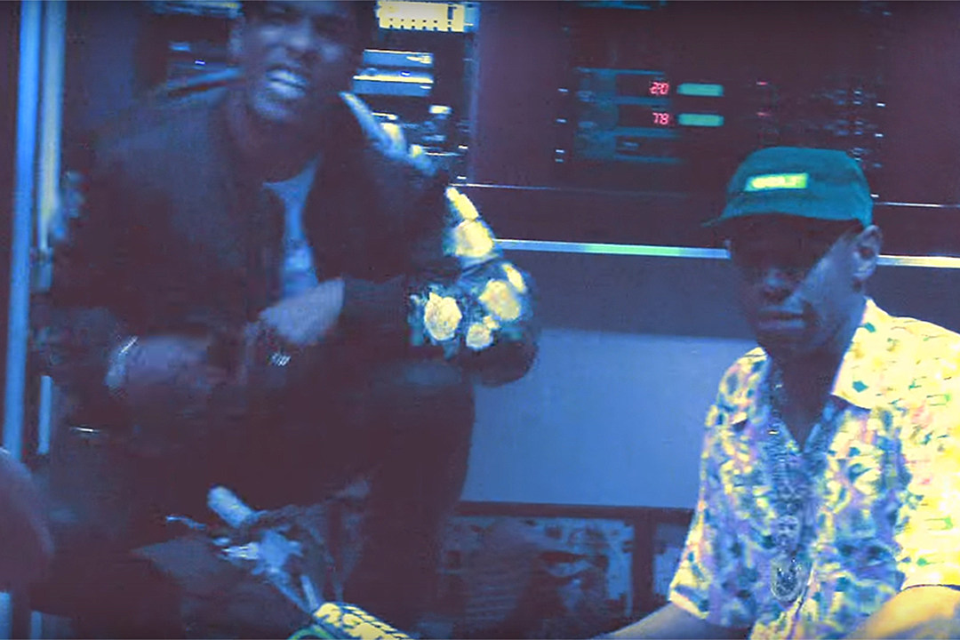 Tyler, the Creator and A$AP Rocky Own Kanye Wests Freestyle 4′ in WHAT THE F— RIGHT NOW news