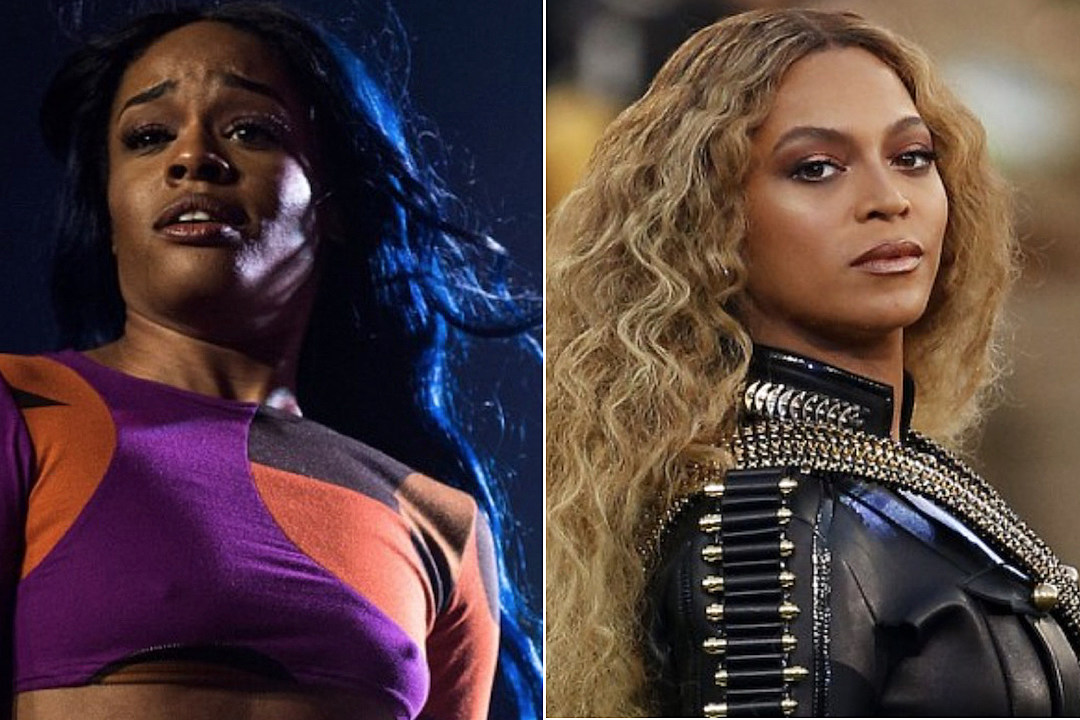 Azealia Banks Blasts White Feminist Beyonce Critics: 'GET OVER IT' news