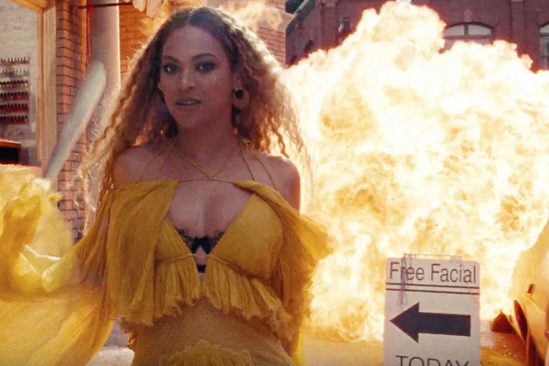 Beyoncés #Lemonade album is now streaming ... instagram