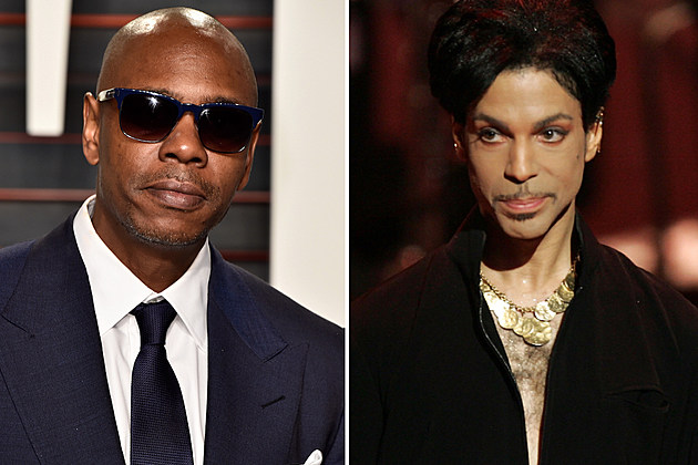 Dave Chappelle Prince