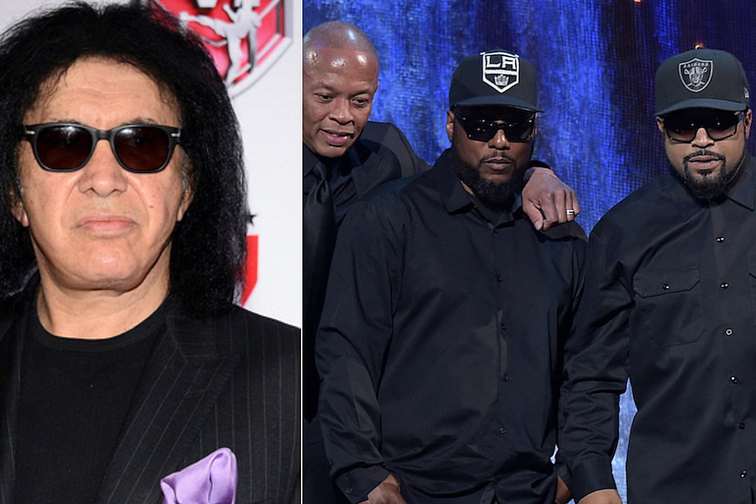 N.W.A's Rock and Roll Hall of Fame induction caps a huge year for the #Compton r... instagram