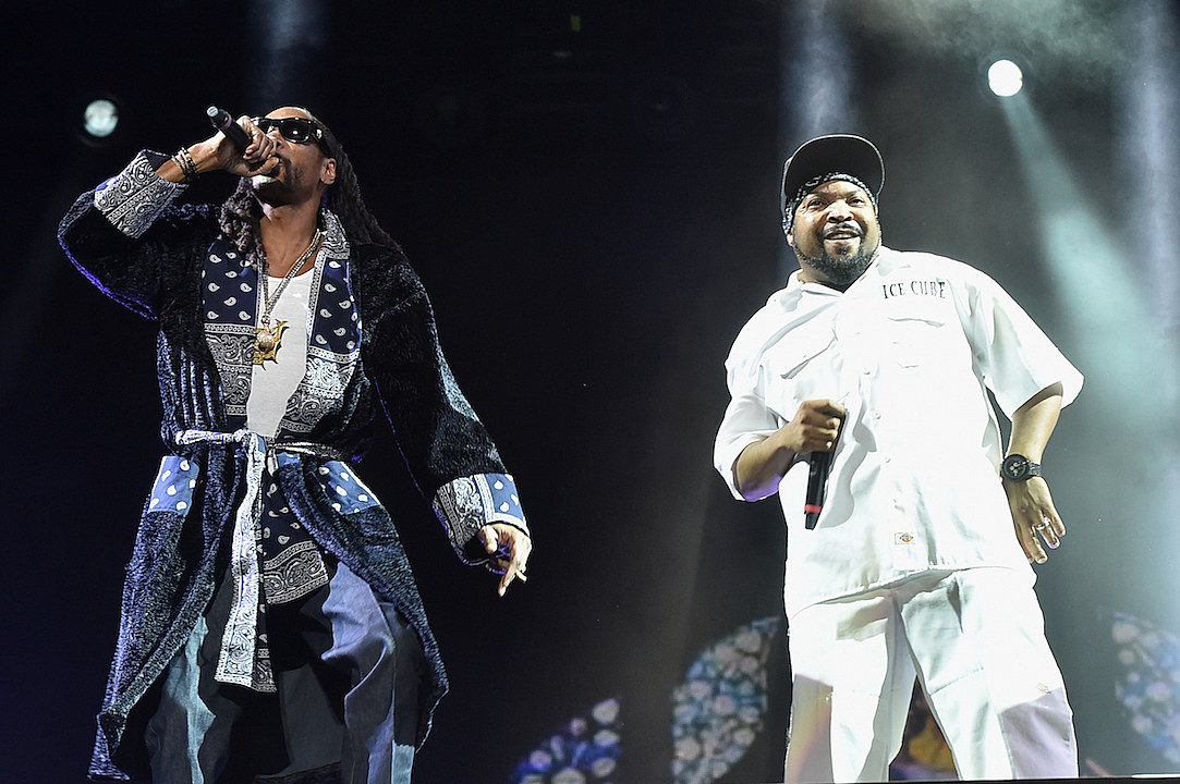 Ice Cube Surprises Crowd With N.W.A Reunion at Coachella 2016 [VIDEO] news