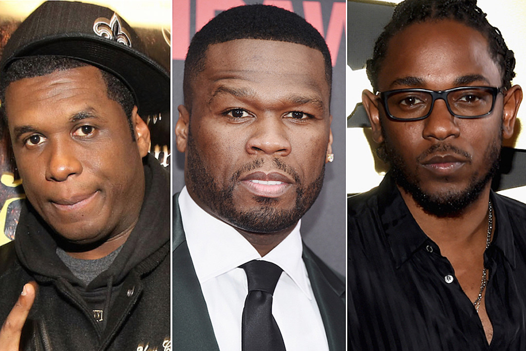 Jay Electronica Apologizes to Kendrick Lamar and 50 Cent for Dissing Them on Periscope news