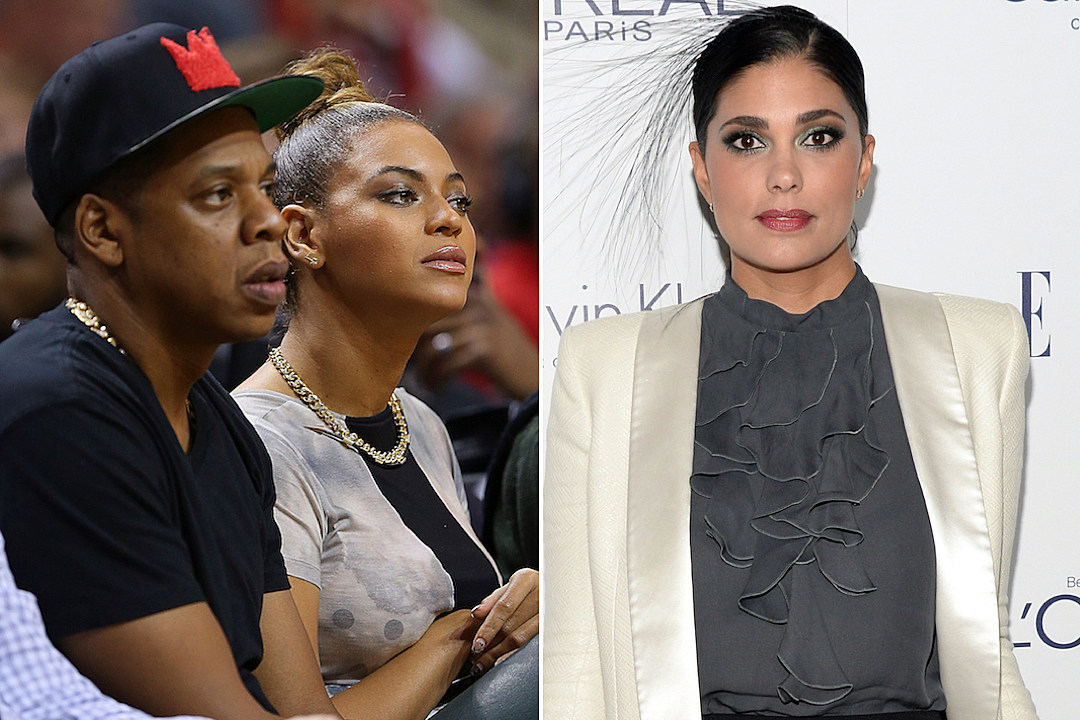 Rachel Roy Issues Statement Denying She's 'Becky' from Beyonce's 'Lemonde' news