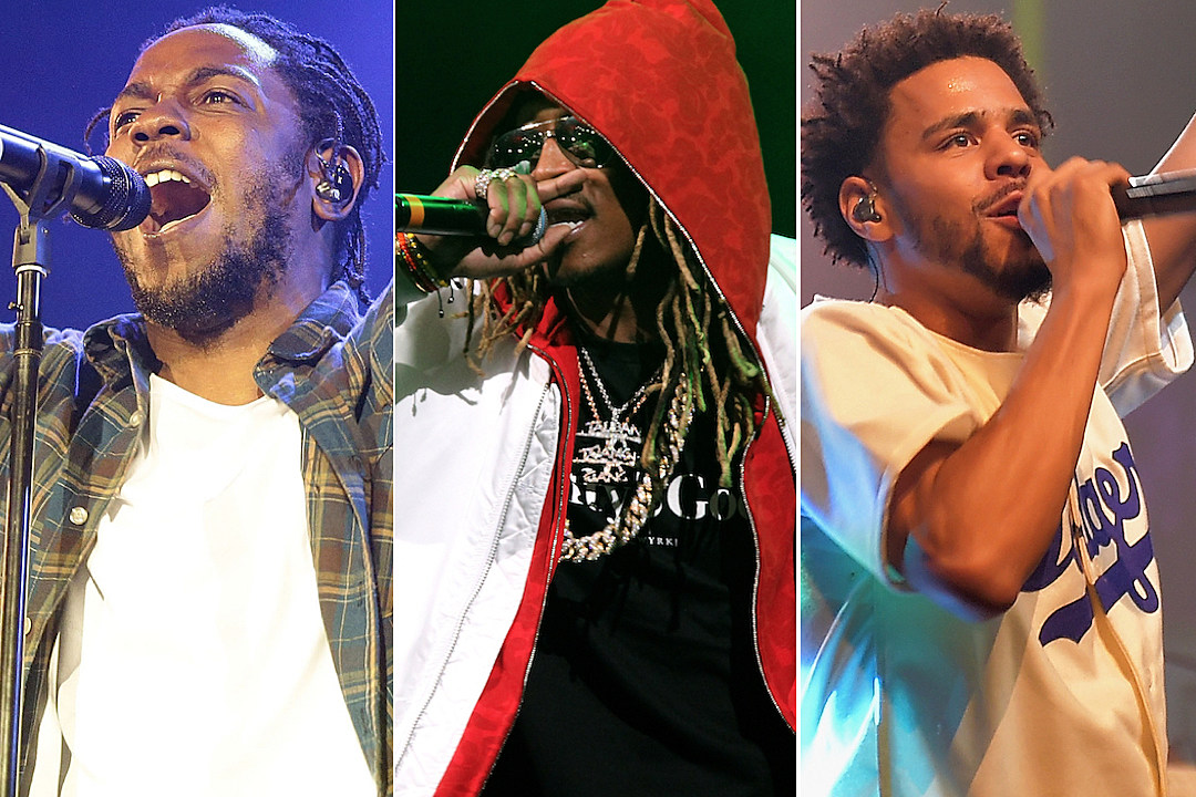 J. Cole, Future, Bryson Tiller, Vic Mensa and More to Perform at Lollapalooza This Year news