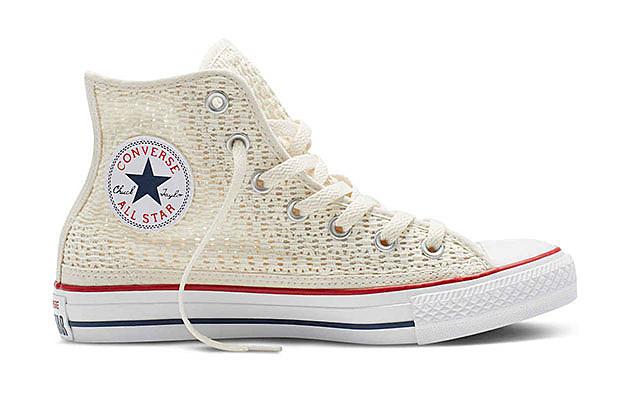 Converse Chuck Taylor All Star Crochet news