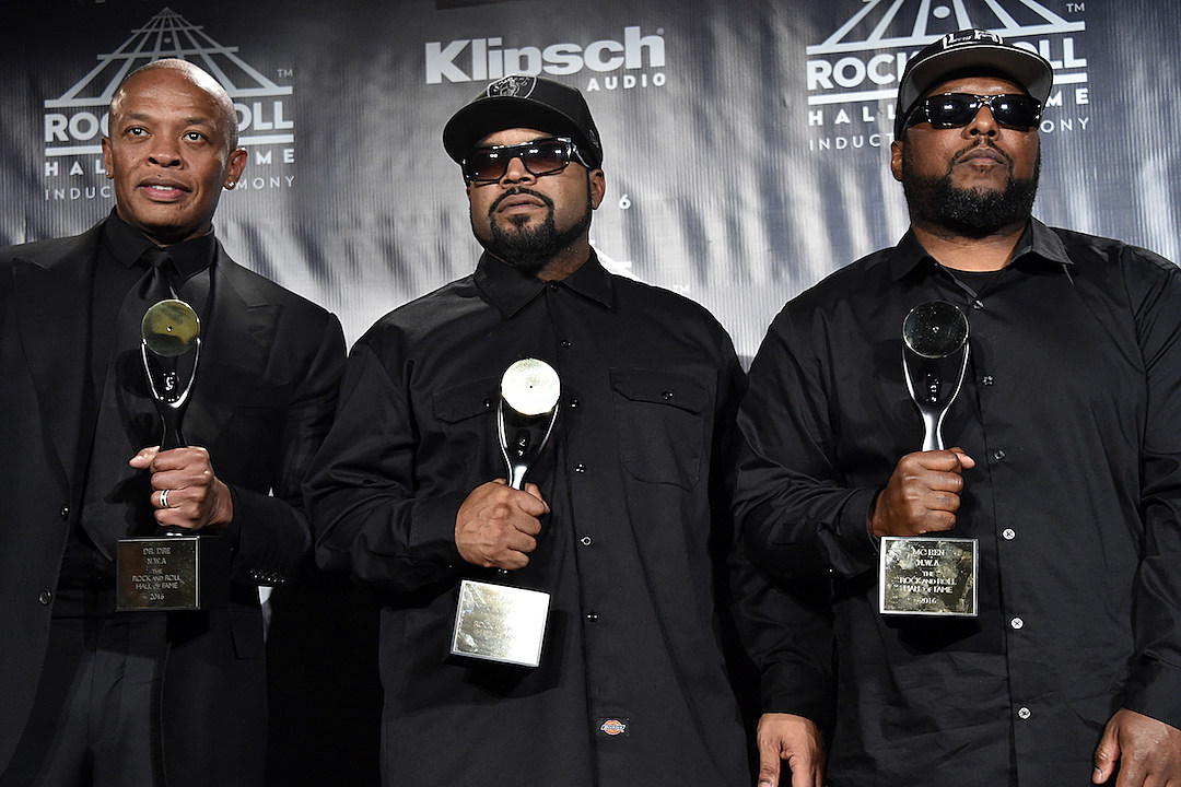 N.W.A Inducted Into 2016 Rock and Roll Hall of Fame, Slams Gene Simmons news