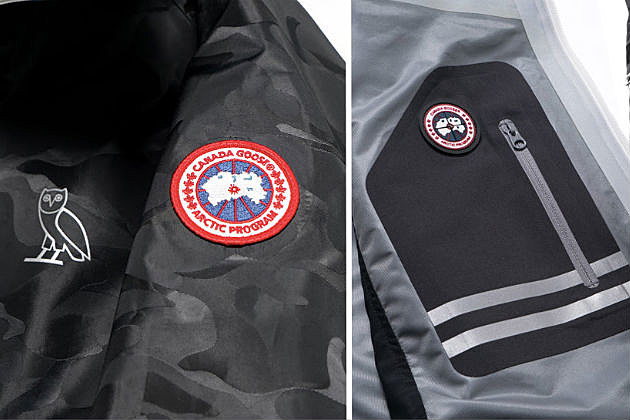 OVO, Canada Goose Drop Spring/Summer '16 Collection news